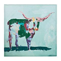 Headstrong Canvas Art Print
