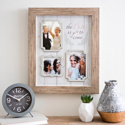 The Best is Yet to Come Collage Frame