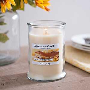 Sunday Pancakes Jar Candle