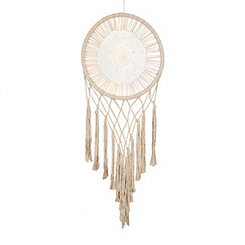 Extra Large Natural Dream Catcher