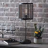 Beaded Edison Table Lamp