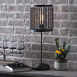 Beaded Edison Table Lamp