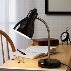 Black Gooseneck Desk Lamp