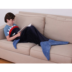 Stephen Shark Kid's Blanket