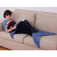 Stephen Shark Kid's Blanket