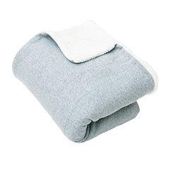 Cozy Jersey Knit Throw Blanket