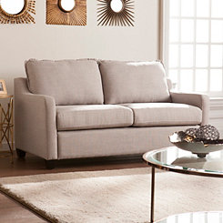 Whitby Gray Loveseat