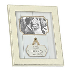 Happily Ever After Picture Frame, 4x6