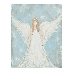 Soft Angel I Canvas Art Print