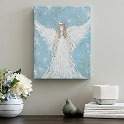 Soft Angel I Canvas Art Print
