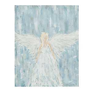 Soft Angel II Canvas Art Print