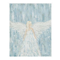 Soft Angel II Canvas Art Print