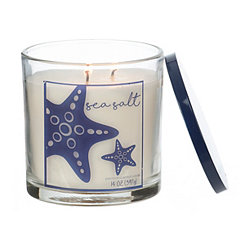 Sea Salt Jar Candle