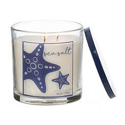 Sea Salt Jar Candle