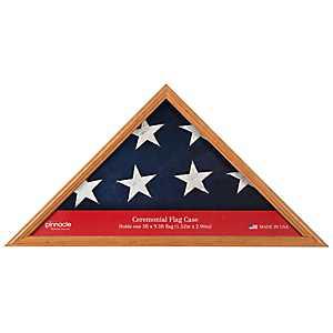 Honey Triangle Flag Case