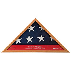 Honey Triangle Flag Case
