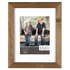 Natural Wood Picture Frame, 11x14