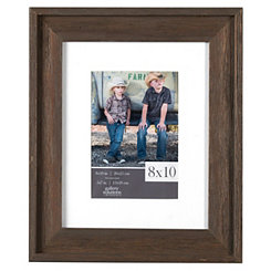 Rustic Barnwood Picture Frame, 8x10