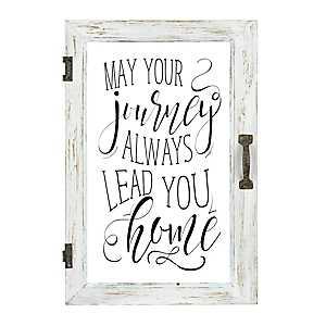 Journey Windowpane Plaque