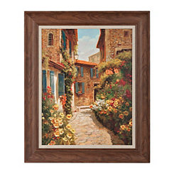 Spring Afternoon Framed Art Print