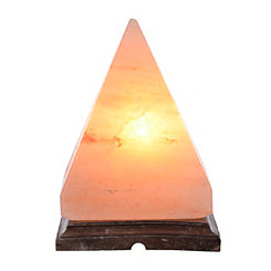 Himalayan Salt Rock Luxor Lamp