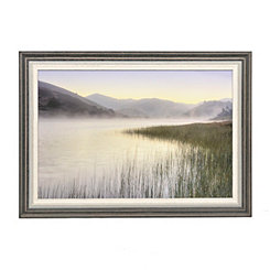 Crescent Beach Framed Art Print