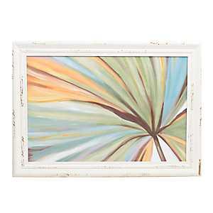 Floral Prism Framed Art Print