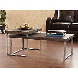 Riley Nesting Tables, Set of 2