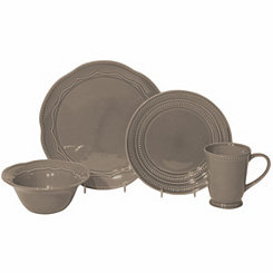 Stone Adorn 16-pc. Dinnerware Set