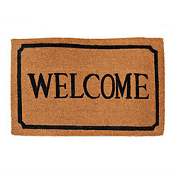 Oversized Welcome Mat