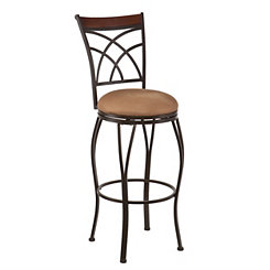 Aragon Swivel Bar Stool