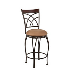Aragon Swivel Counter Stool