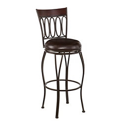 Woodcroft Swivel Bar Stool