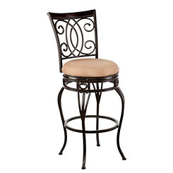 Moray Swivel Bar Stool