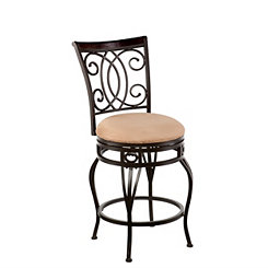 Moray Swivel Counter Stool