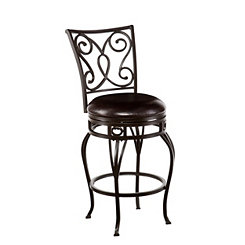 Valois Swivel Counter Stool