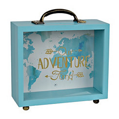 Adventure Fund Coin Bank