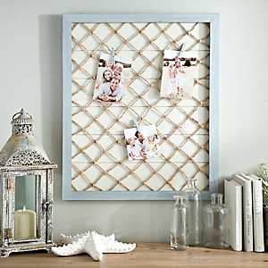 Rope Fish Net Clip Collage Frame