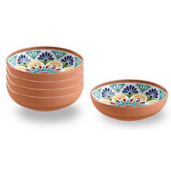 Rio Medallion Bowls, Set of 4