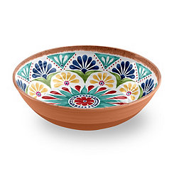 Rio Medallion Serving Bowl