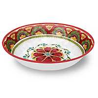 Carmen Medallion Serving Bowl