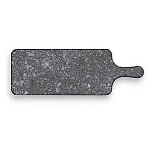 Gray Marble Serving Paddle