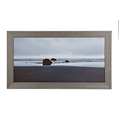 Tranquil Water Framed Canvas Art Print