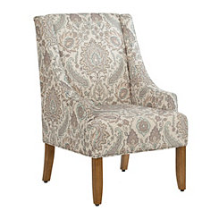 Covington Blue Accent Chair