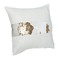 Bolton Gold Sequins Pillow