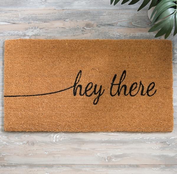 Hey There Doormat