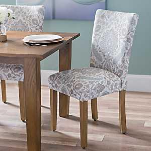 Covington Blue Parsons Chair