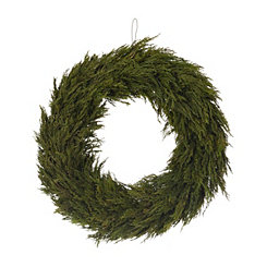 Preserved Cyprus Wreath