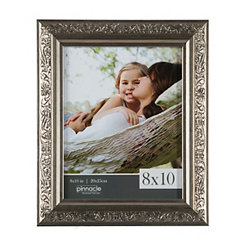 Engraved Ornate Gold Picture Frame, 8x10