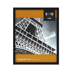 Matte Black Aluminum Picture Frame, 8x10